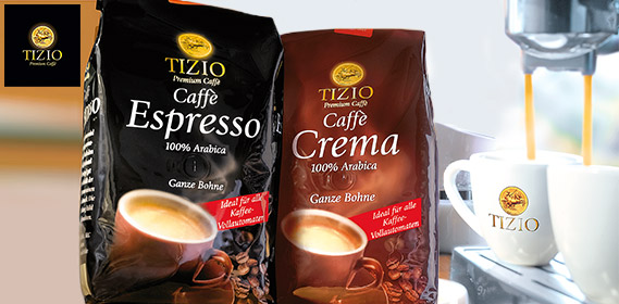 Caffe, ganze Bohne, November 2011