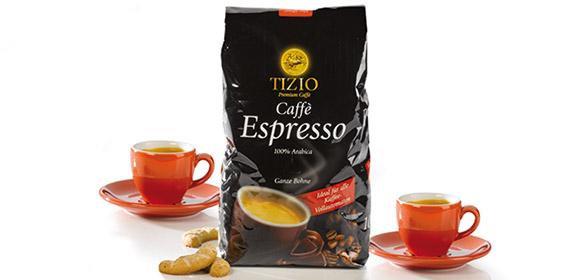 Caffe, ganze Bohne, Januar 2013