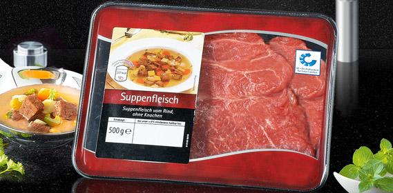 Rinder-Suppenfleisch, November 2010
