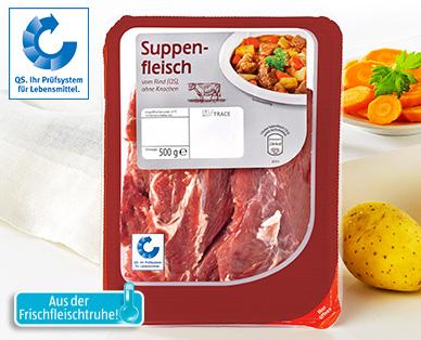 Rinder-Suppenfleisch, Oktober 2014
