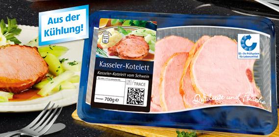Kasseler-Kotelett, September 2011