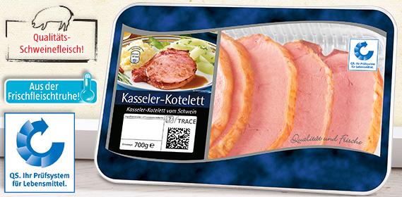 Kasseler-Kotelett, Oktober 2012