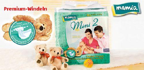 Premium-Windeln, Mini 2, November 2007