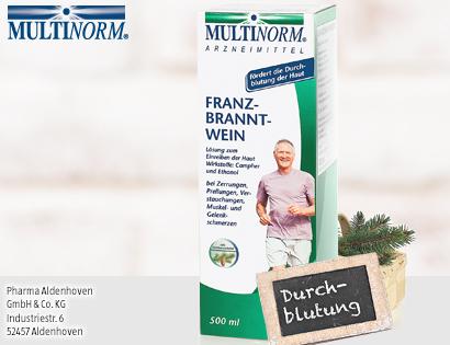 Franzbranntwein, Dezember 2013