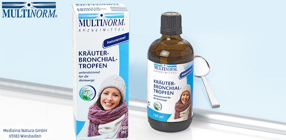 Kräuter-Bronchial-Tropfen, Oktober 2012