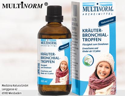 Kräuter-Bronchial-Tropfen, Dezember 2013