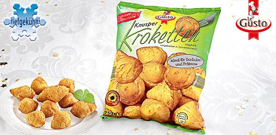 Kroketten/Rösti-Ecken, Dezember 2011