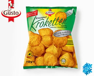 Kroketten/Rösti-Ecken, November 2014
