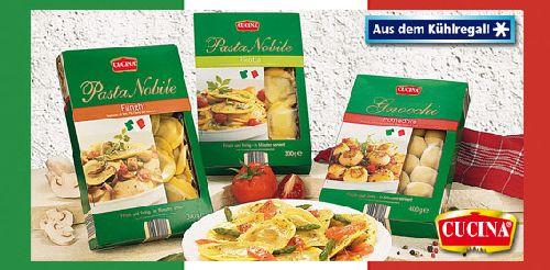 Frische Pasta Nobile / Gnocchi, November 2007