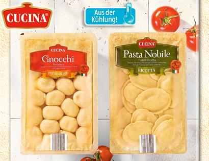 Frische Pasta Nobile / Gnocchi, Juli 2013