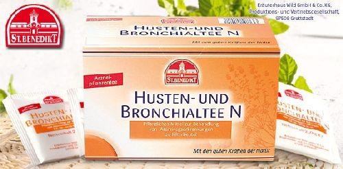 Husten- und Bronchialtee, Oktober 2007