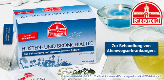 Husten- und Bronchialtee, September 2010