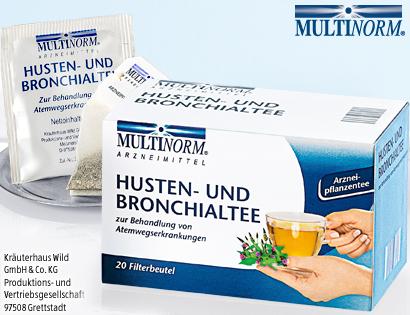 Husten- und Bronchialtee, Oktober 2013