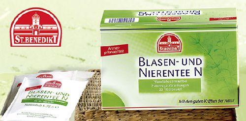 Blasen- und Nierentee, November 2007