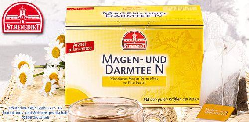 Magen- und Darmtee, Oktober 2007