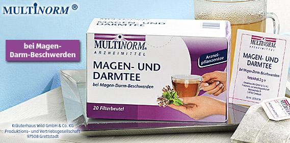 Magen- und Darmtee, Oktober 2011
