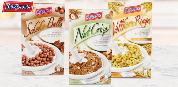 Nut Crisp / Flakes o. Honey Rings, Januar 2011