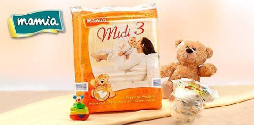 Premium-Windeln, Midi 3, November 2007