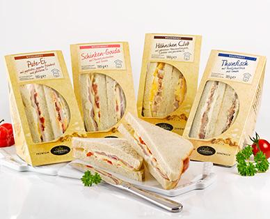 Sandwich, frisch, Juli 2014