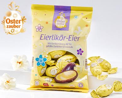 Eierlikör-Eier, Februar 2015