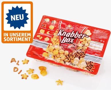 Knabber-Box, Februar 2015