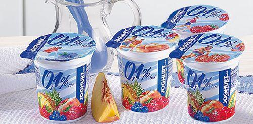 Fruchtjoghurt 0,1 % Fett, November 2007