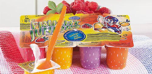 Frucht Juniors, 4x 100 g, November 2007