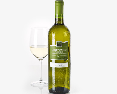 Chardonnay Valdadige DOC, Februar 2015