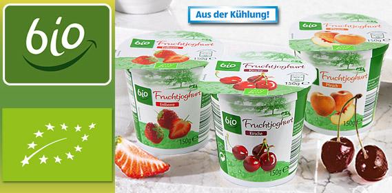 Fruchtjoghurt, Februar 2012