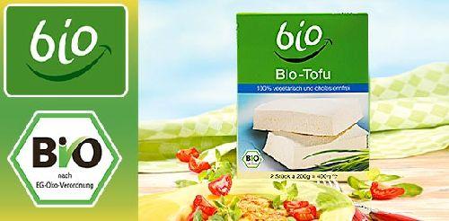 Bio-Tofu, 2x 200 g, Oktober 2007