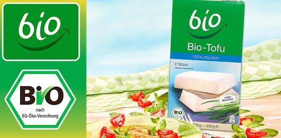 Bio-Tofu, 2x 200 g, August 2010