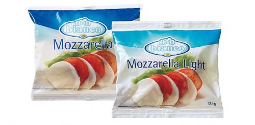 Mozzarella, M�rz 2009