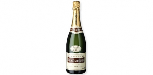 Champagner Brut De Montpervier 2004, Dezember 2009