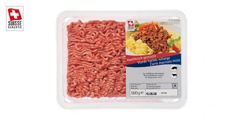 Rindshackfleisch frisch, August 2008