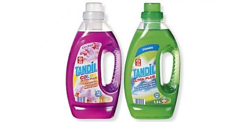 Flüssiges Colorwaschmittel, Januar 2010
