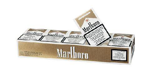 Marlboro Red / Gold (Stange), Oktober 2007