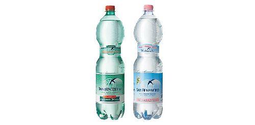 Mineralwasser Italienisch, Oktober 2007