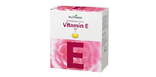Vitamin E Kapseln, Oktober 2007