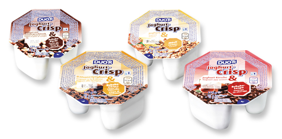 Joghurt Crisp, August 2012