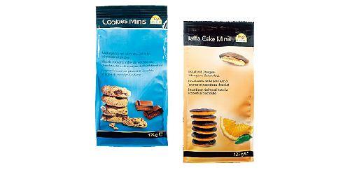 Cookies/Jaffa Cake Minis, Oktober 2007