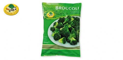 Broccoli, September 2009