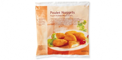 Poulet-Nuggets, August 2008