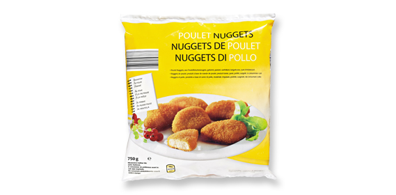 Poulet-Nuggets, August 2012