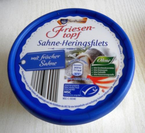 Sahne-Heringsfilets, M�rz 2016