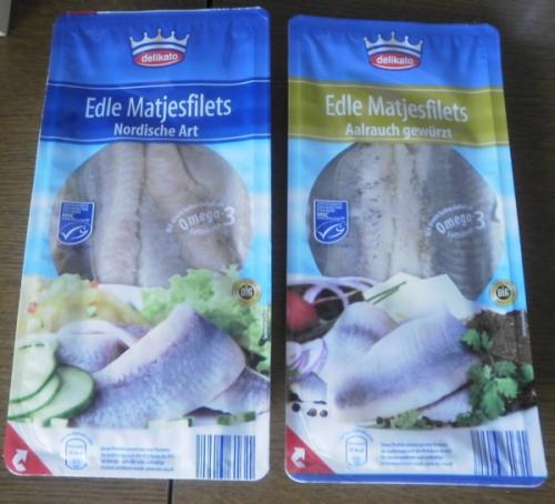 Edle Matjesfilets, September 2011