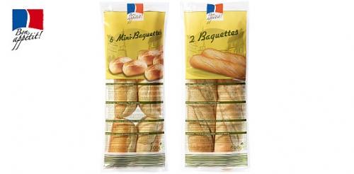 Baguettes Aufback, Juli 2008