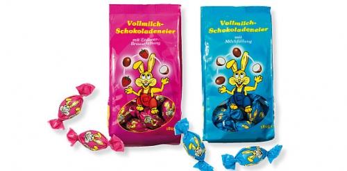 Vollmilch Schokoladeneier, M�rz 2008