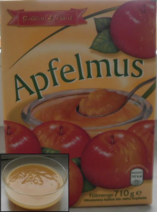 Apfelmus, November 2011