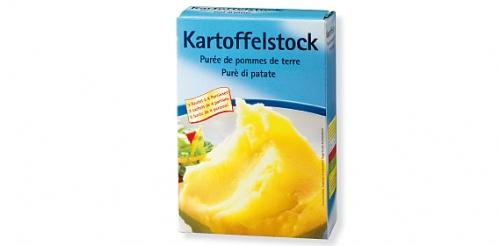 Kartoffelstock, August 2008