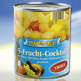 5-Frucht-Cocktail, Juli 2010